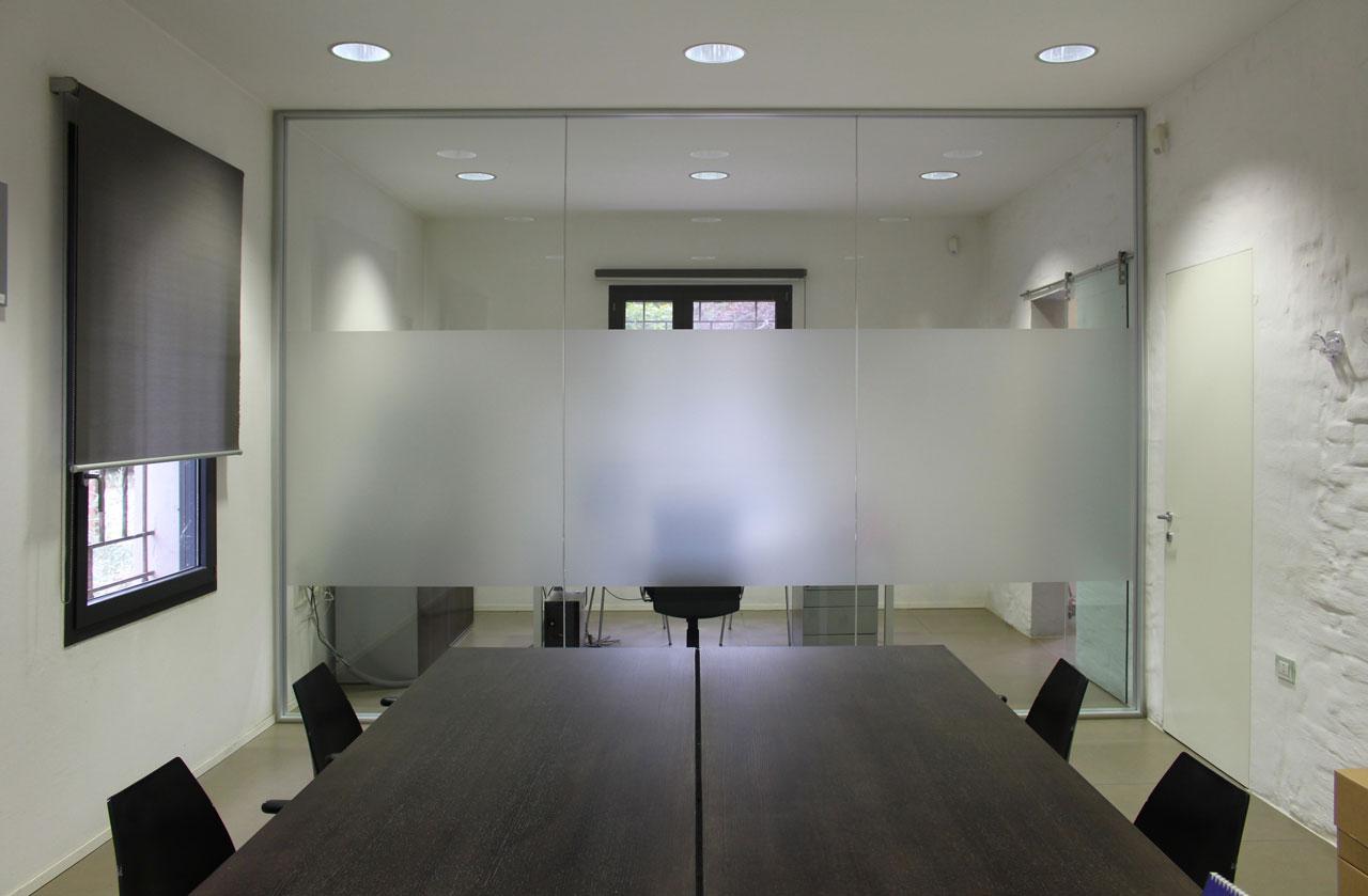 Recupero casa cantoniera ad uso uffici | San Benedetto Po (MN)
