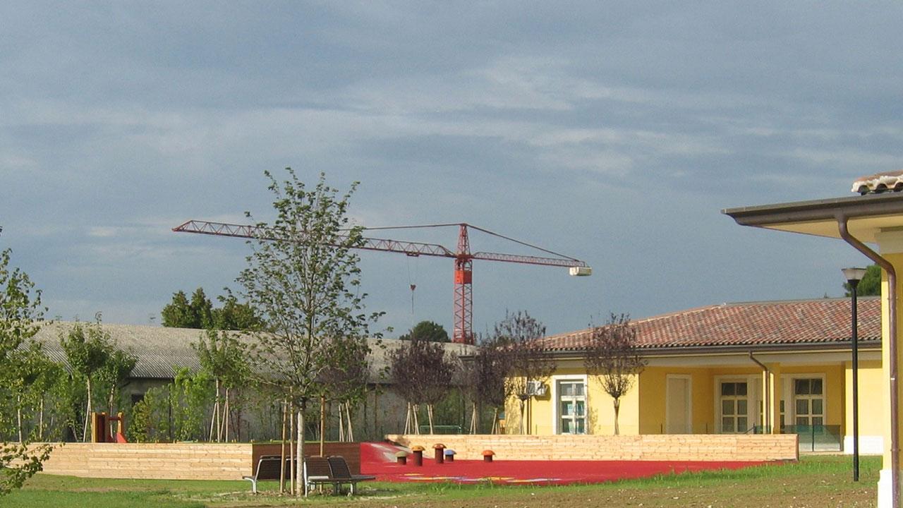 Giardino dei bambini | Studio RND. Michele Rondelli, architetto paesaggista. Mantova