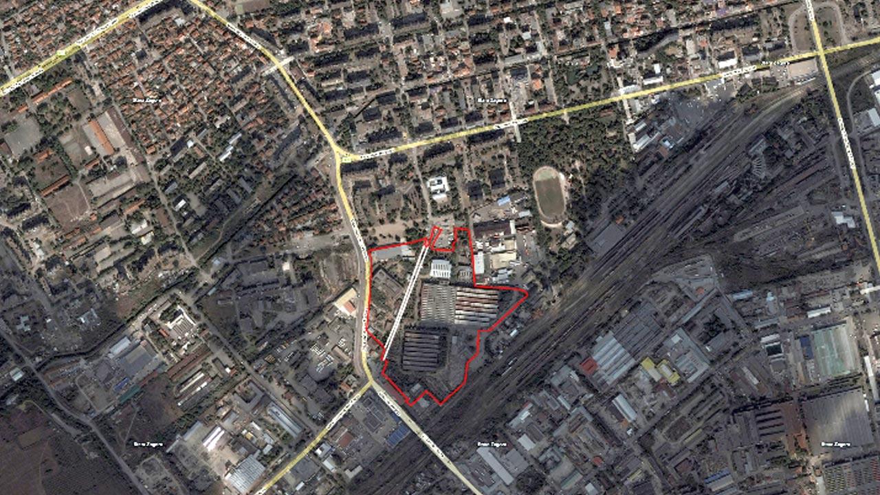 Riqualificazione urbana a Stara Zagola (Bulgaria)
