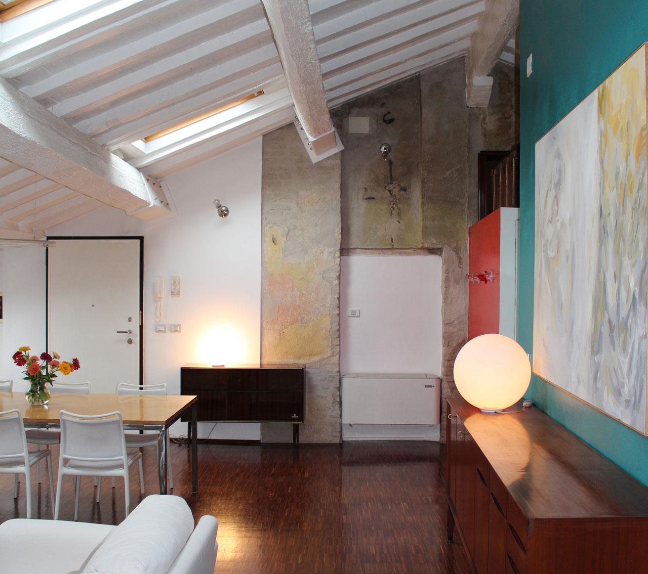 Appartamento mantova studio rnd michele rondelli - Architetto mantova ...