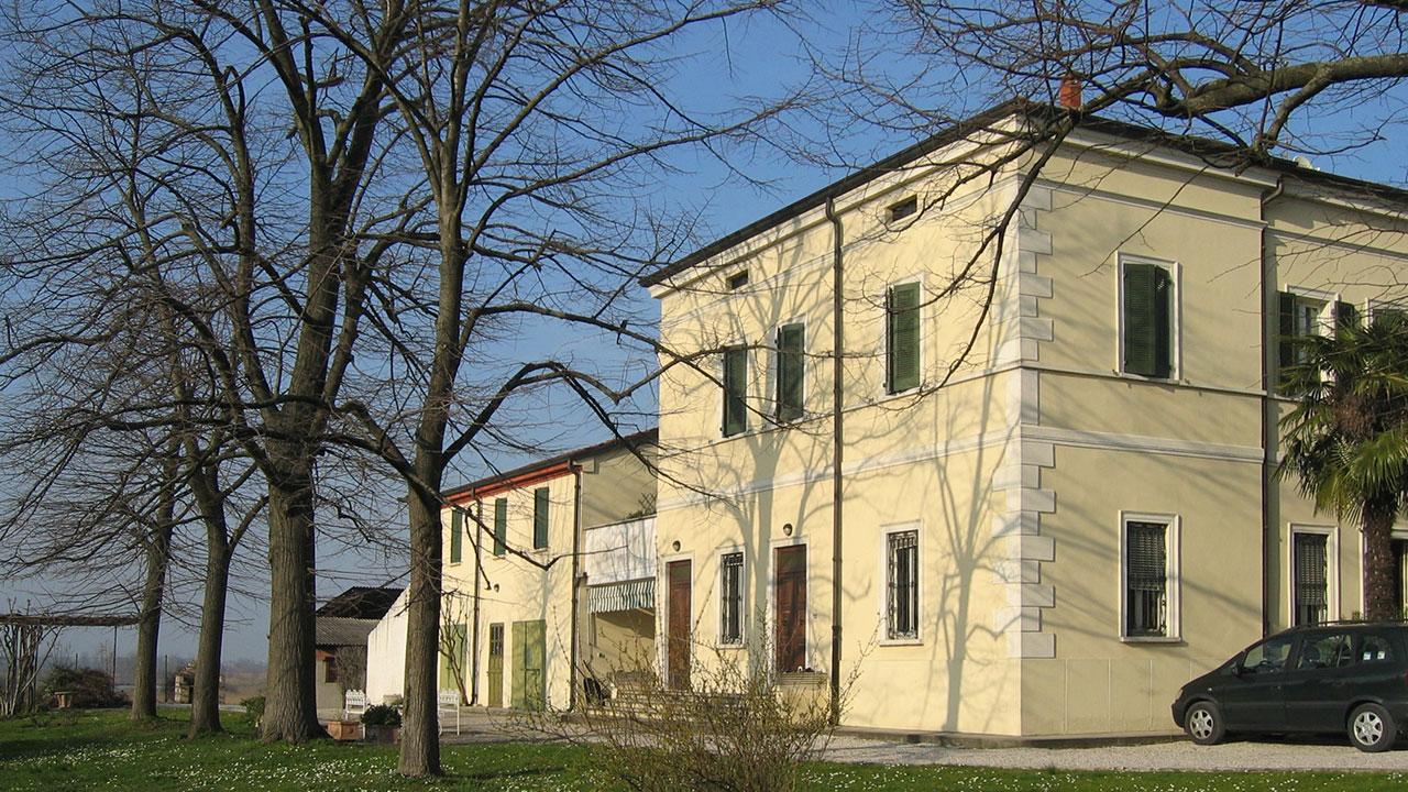 Ristrutturazione dependance di villa liberty | Curtatone (MN)