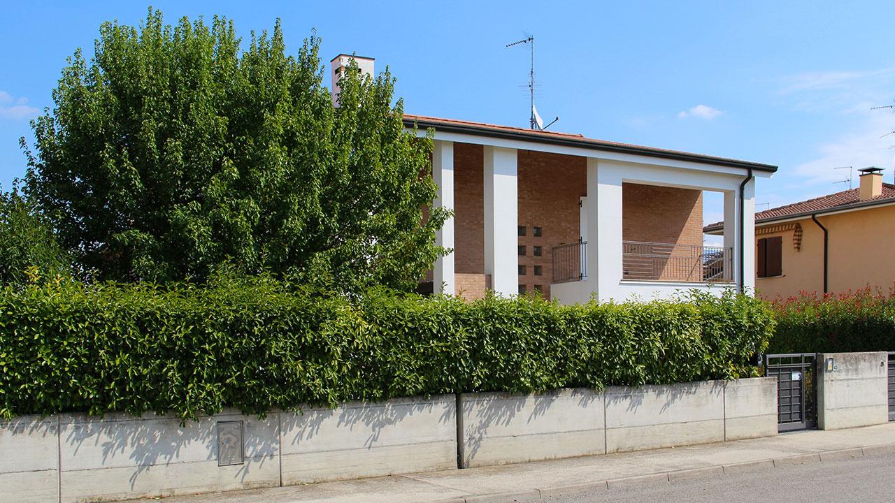 Casa singola via Dante | Villa a San Benedetto Po (MN)