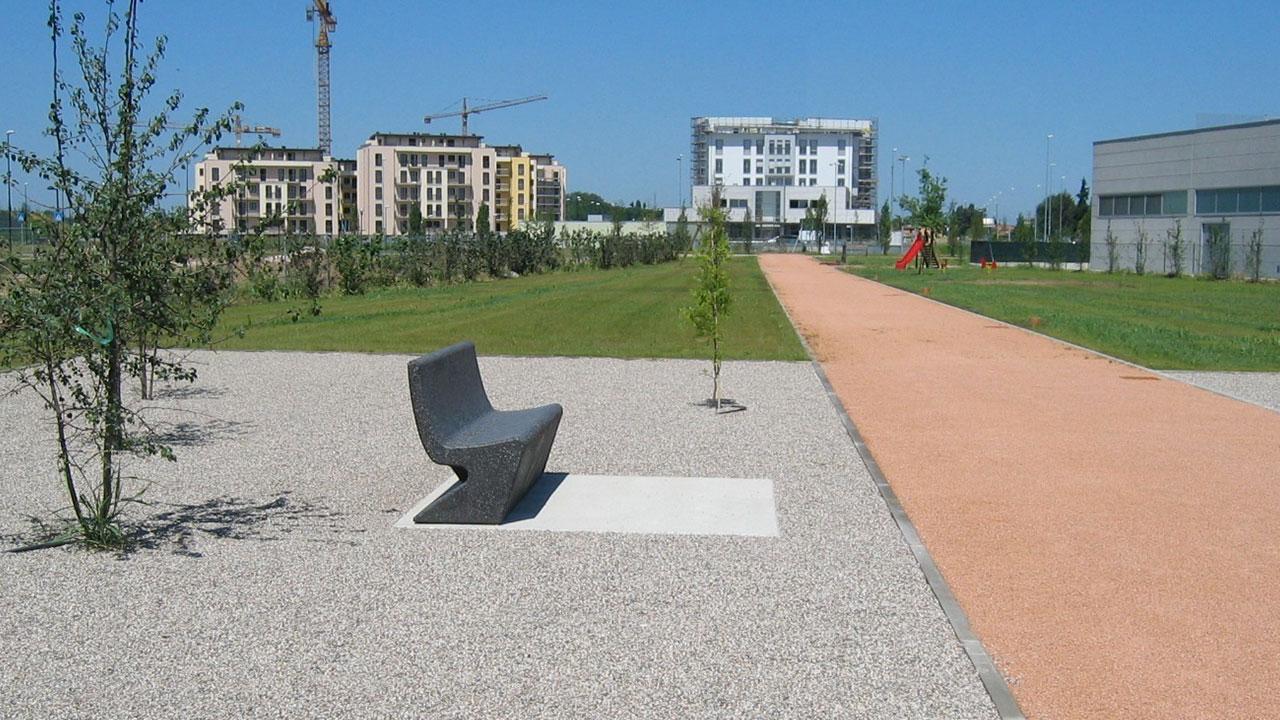 Parco pubblico periurbano Chiesanuova - Mantova