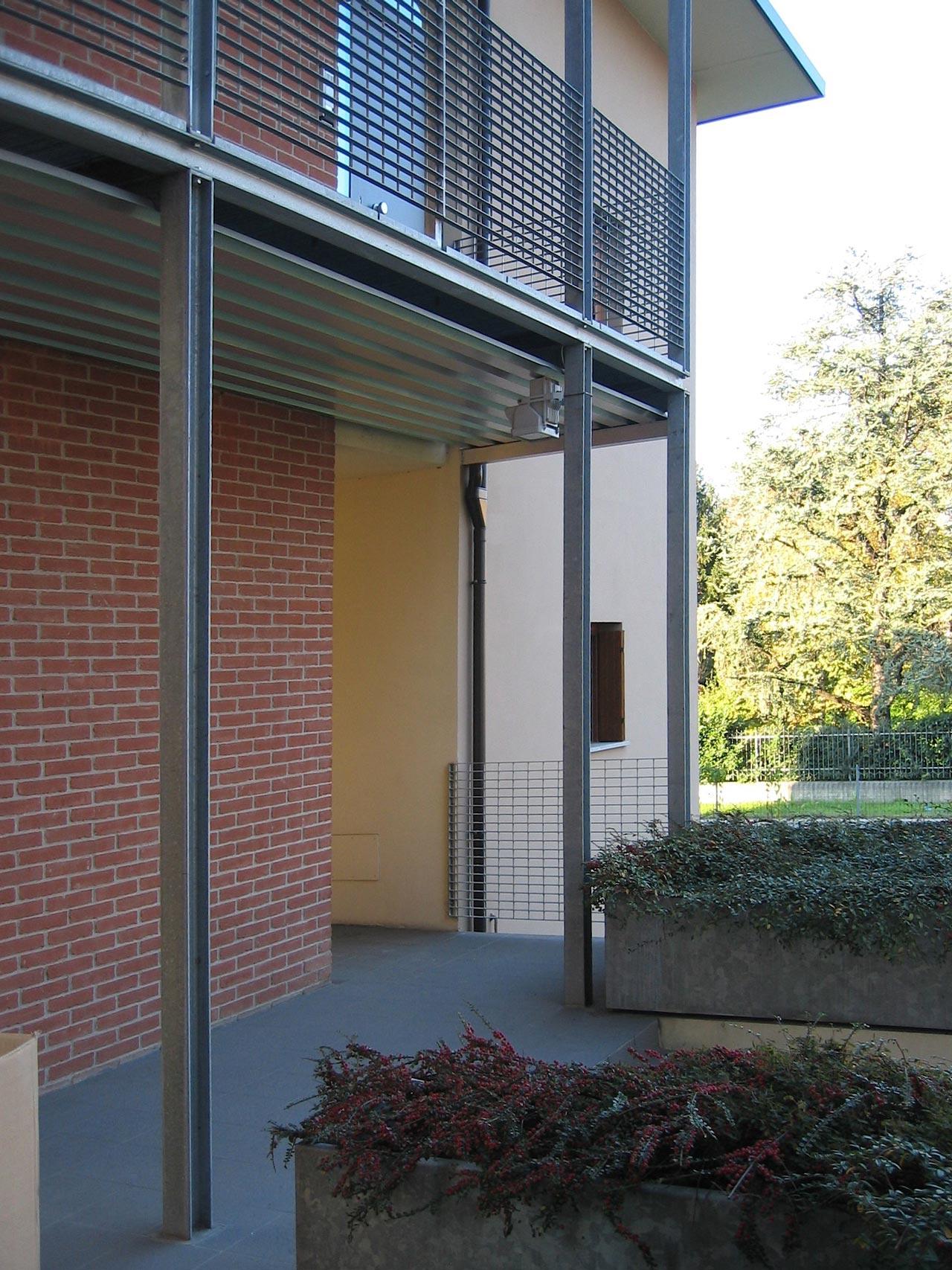 Complesso residenziale per appartamenti in via Nazario Sauro | Pegognaga (MN)