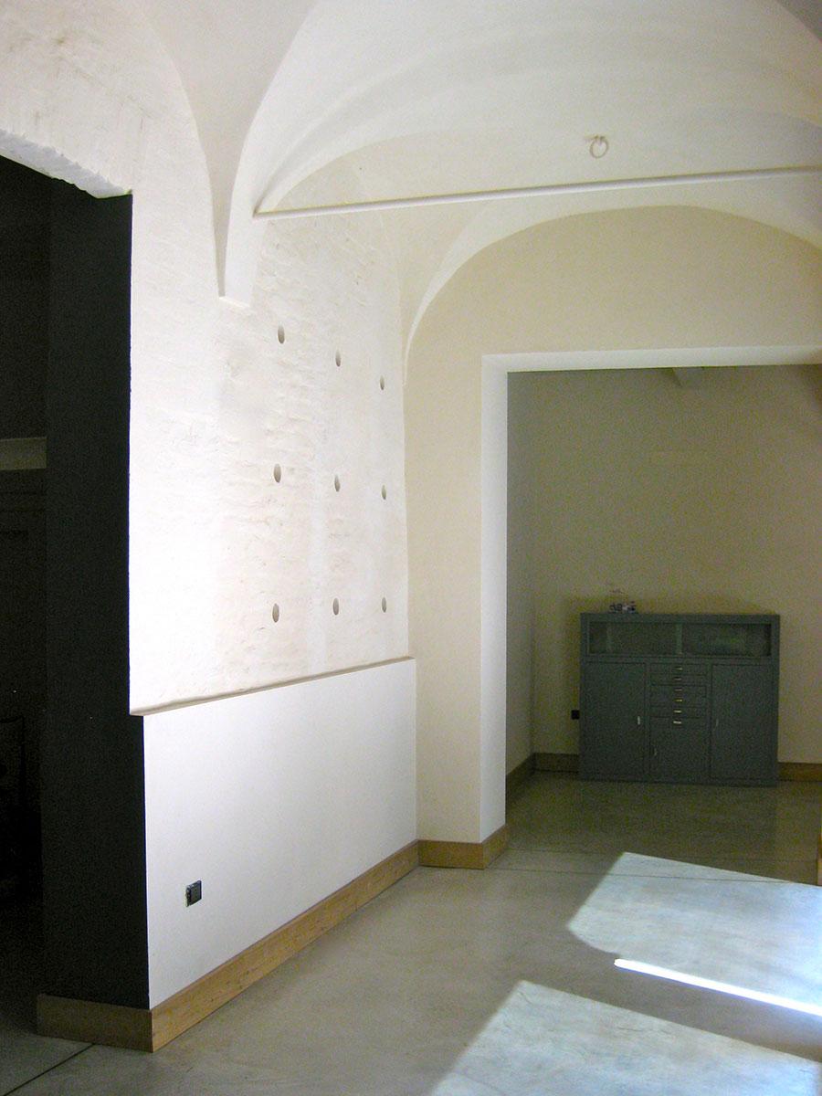 Ristrutturazione studio in via Teatro Vecchio | Mantova
