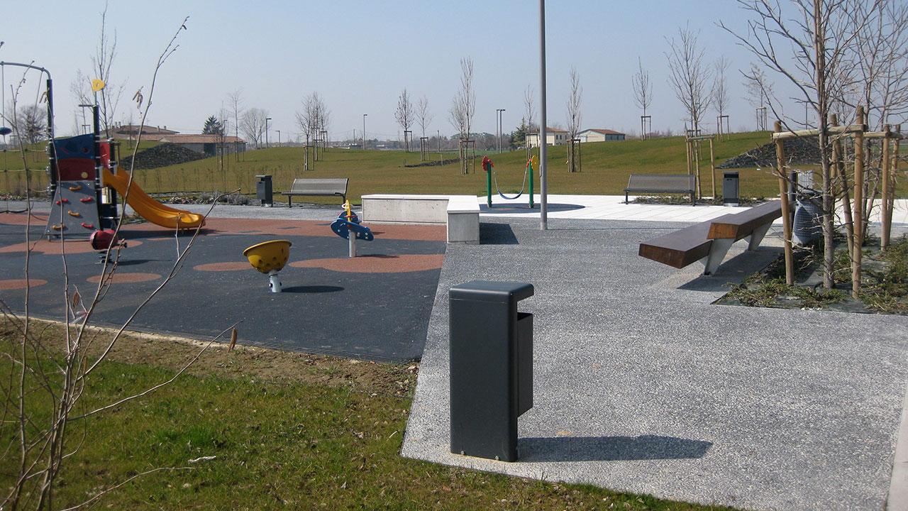 Michele Rondelli - Architetto - Paesaggista | Parco Le Ghirlande