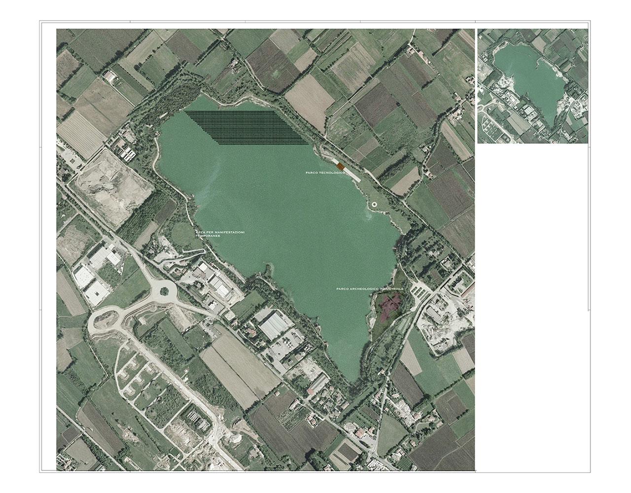 Recupero paesaggistico di polo estrattivo nel Trevigiano | Ponzano Veneto (TV)