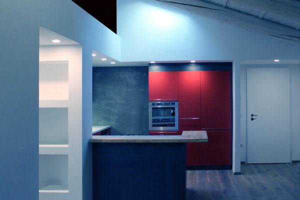 Restyling interno casa E